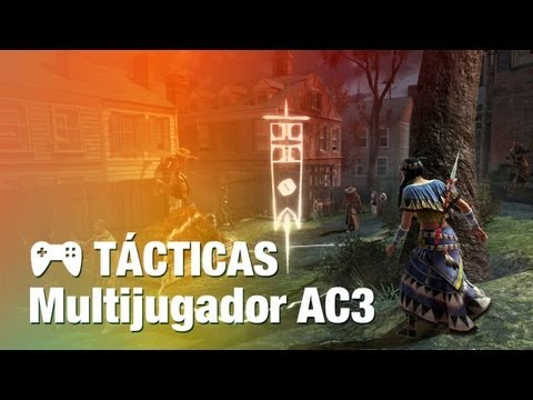 Assassins Creed 3 Multijugador | Tácticas y Trucos | Asesinar