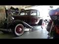 It would be a good day to work on my 1933 Chevy, but I can't