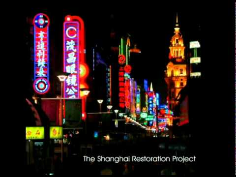The Shanghai Restoration Project - Miss Shanghai (Close Up Version)