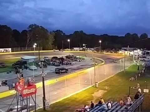 Mini Stocks at Wake County Speedway on July 8, 2016