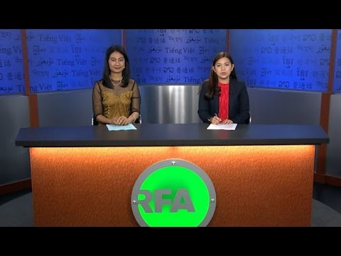 RFA Burmese TV August 29, 2016