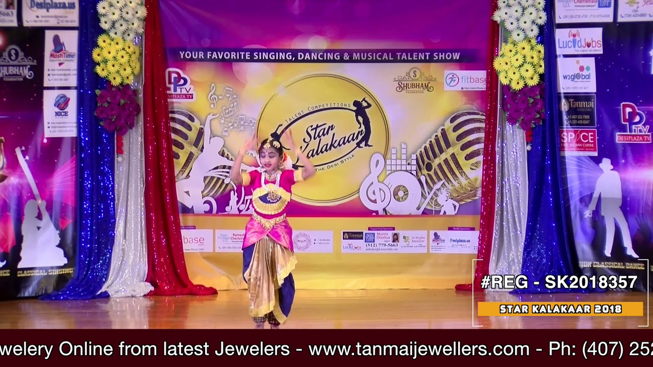 Registration NO - SK2018357 - Star Kalakaar 2018 Finals - Performance