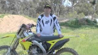 Suzuki RM Z250 2012 Videos