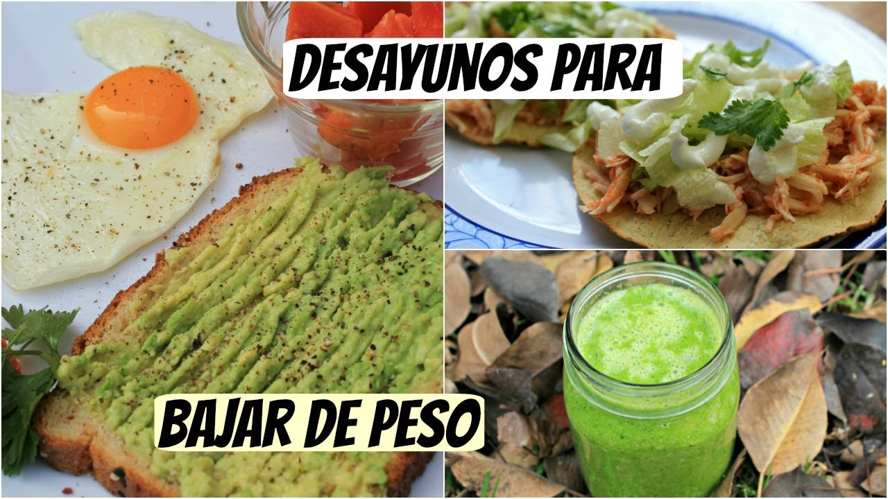 Almuerzos saludables para bajar de peso peru