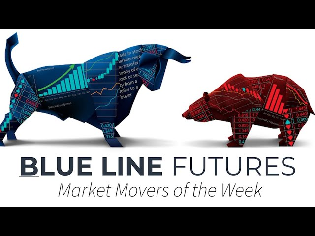 Market Movers of the Week | Commodities, Futures, Options, & More with Blue Line Futures