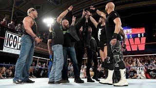 WWE Wal3ooha: لحظة لا تنسى من فريق DX في راو