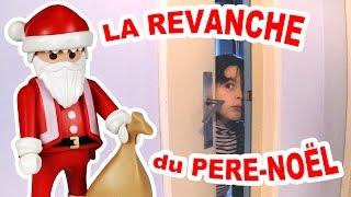 STORY TIME de NOËL - Le Père-Noël PLAYMOBIL prend sa REVANCHE 🎅 thumbnail