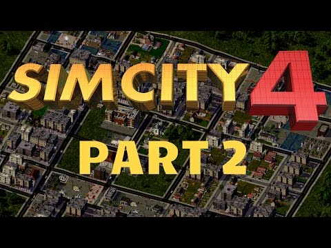SimCity 4 - Part 2 - Into the Red