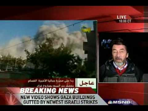 Airstrikes intensify in Gaza