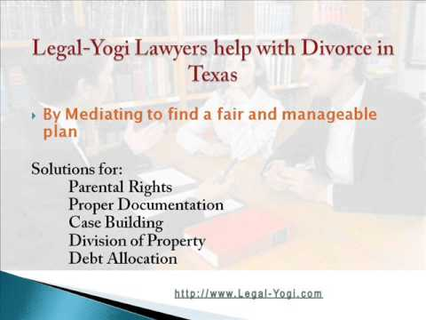 Find Texas Lawyer for All Legal Help