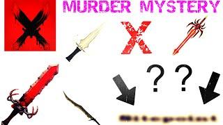 Secret Godly Codes MMX | Murder Mystery X!