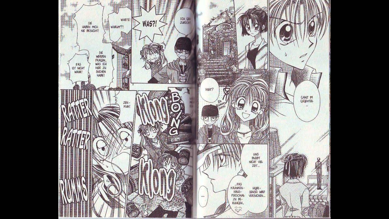 kamikaze kaitou jeanne manga