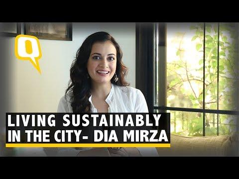 Dia Mirza on