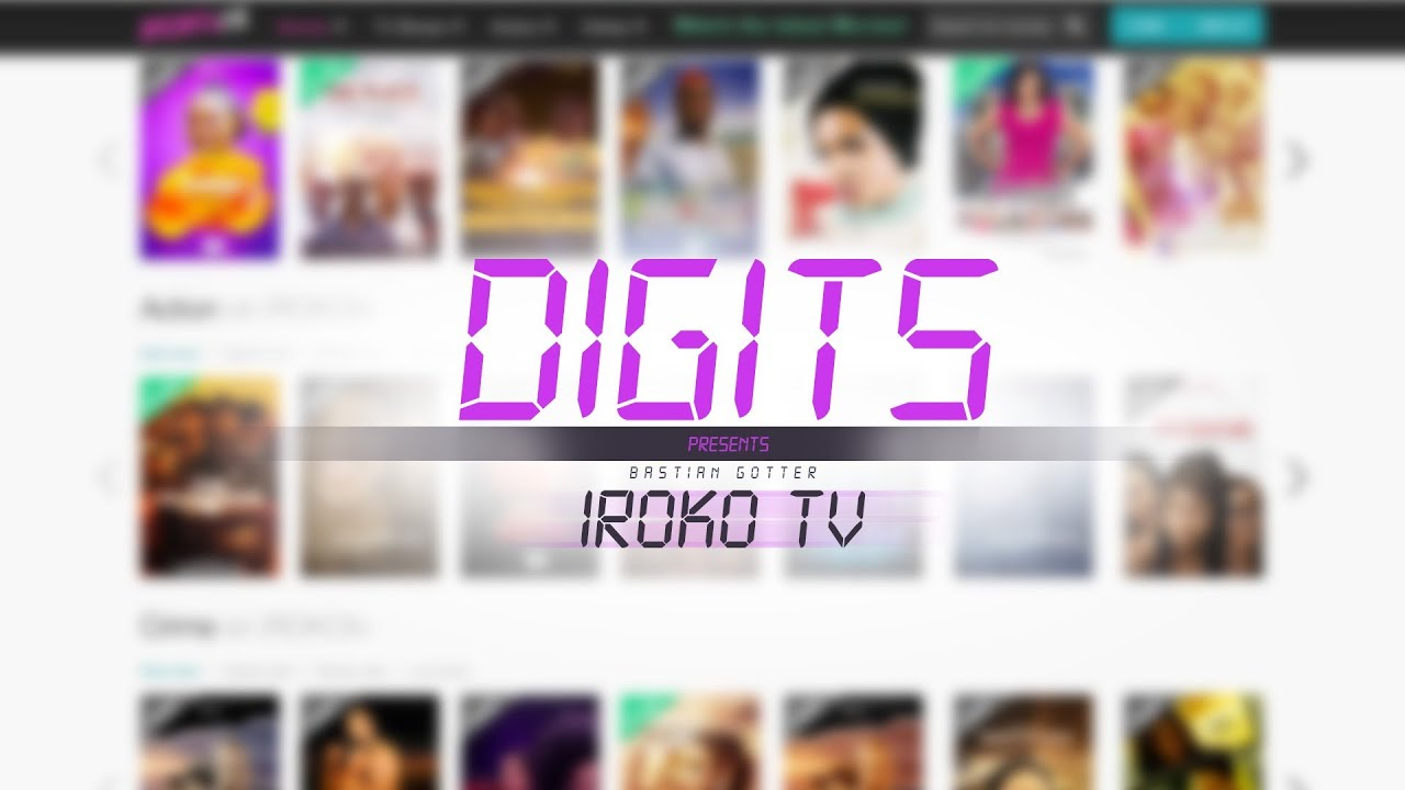Digits presents Iroko Tv