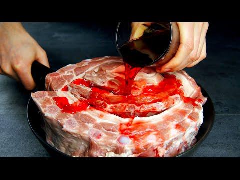 Просто залейте РЁБРА соком! 3 сочнейших рецепта, после которых вы не захотите есть другое мясо!