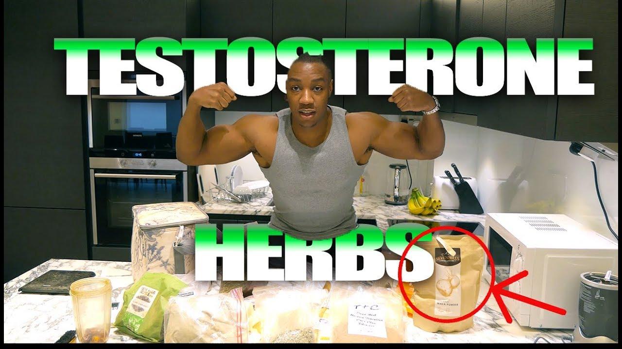 Herbs For Boosting Testosterone & Bodybuilding   Dr Sebi - Alkaline
