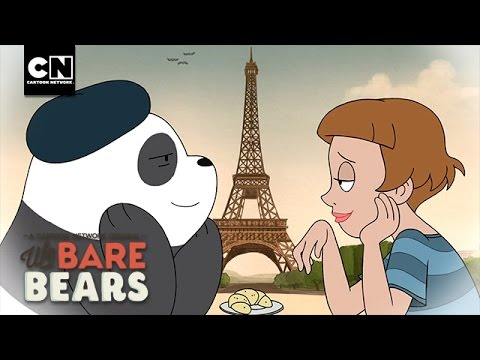 Panda's Match I We Bare Bears I Cartoon Network