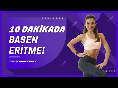 10 DAKİKADA BASEN ERİTME HAREKETLERİ!