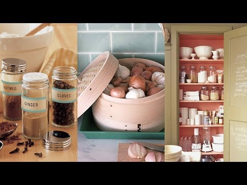 11 Kitchen Organizing Tips and Storage Ideas