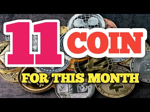 Top 11 Crypto Currency for This Month – Don't Miss Opportunity – Bitcoin Trading Bangla