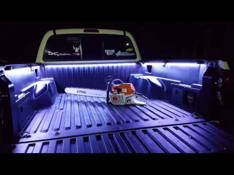 Toyota truck Bed LED strip lights, underglow for toyota ...