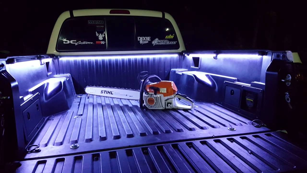 Toyota Truck Bed Led Strip Lights  Underglow For Toyota