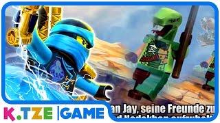 Let's Play Lego Ninjago auf Deutsch 🍘 Neue Folgen als Skybound App | Ganze Folgen 1.