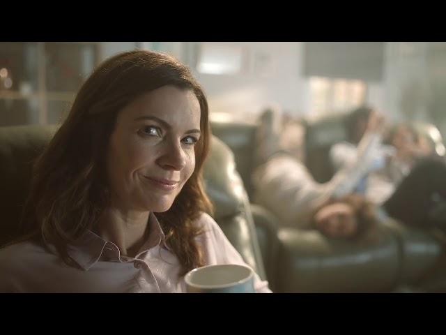 La Z Boy UK Connoisseurs of Comfort TV advert 2018 - V/O by David Fellowes, Soho Voices