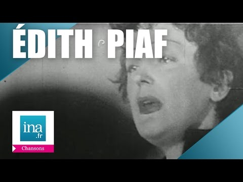 "Edith Piaf ""L'accordéoniste"" 
