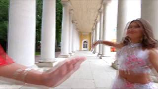 Восточные танцы в Истре - съемки клипа летом 2019 года