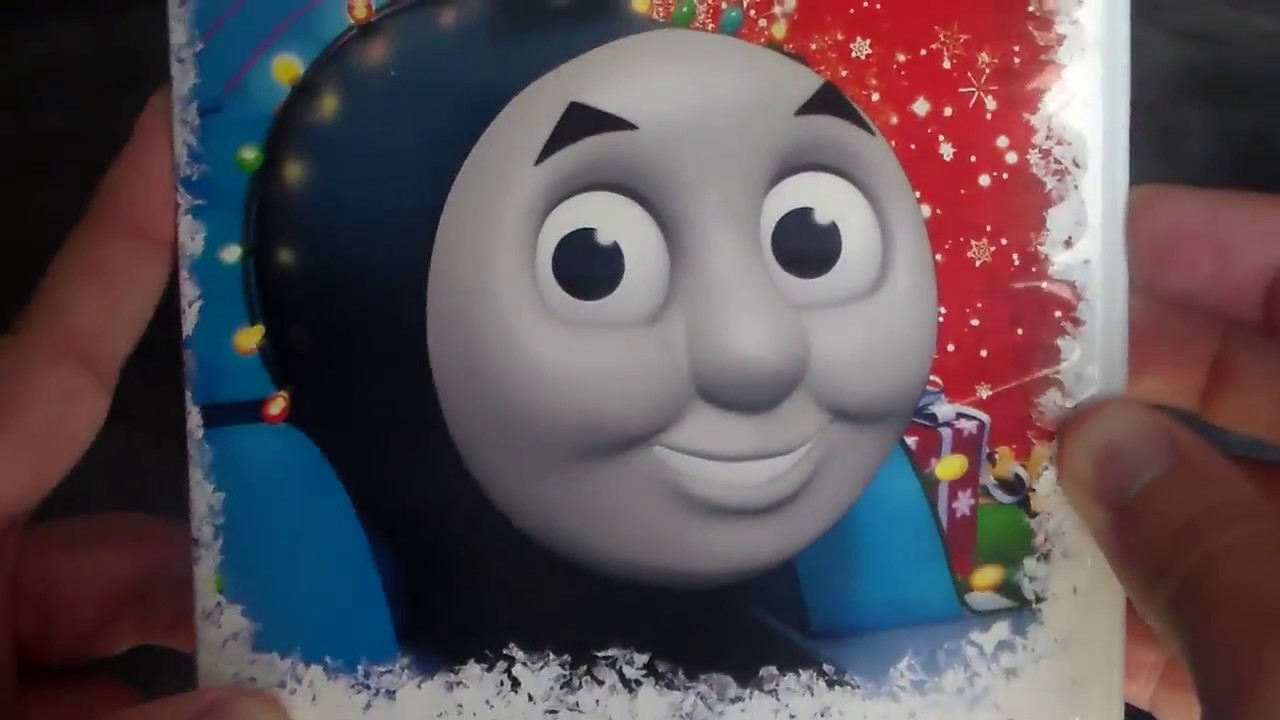 thomas and friends home media reviews episode 84 a very thomas christmas