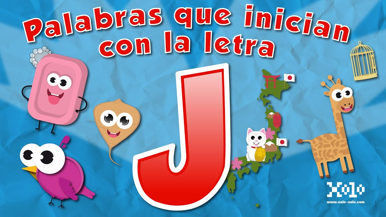 Letter Words That Start With Je
