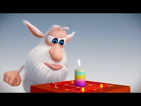 Буба - Серия #7 - Свечка 🕯️ - Весёлые мультики для детей - Буба МультТВ