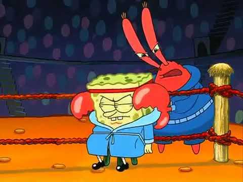 Spongebob Vs Patrick Epic Battle!!