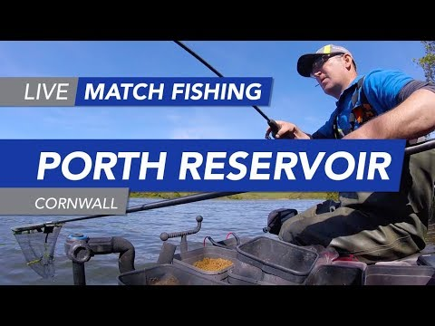 Live Match Fishing: Porth Reservoir