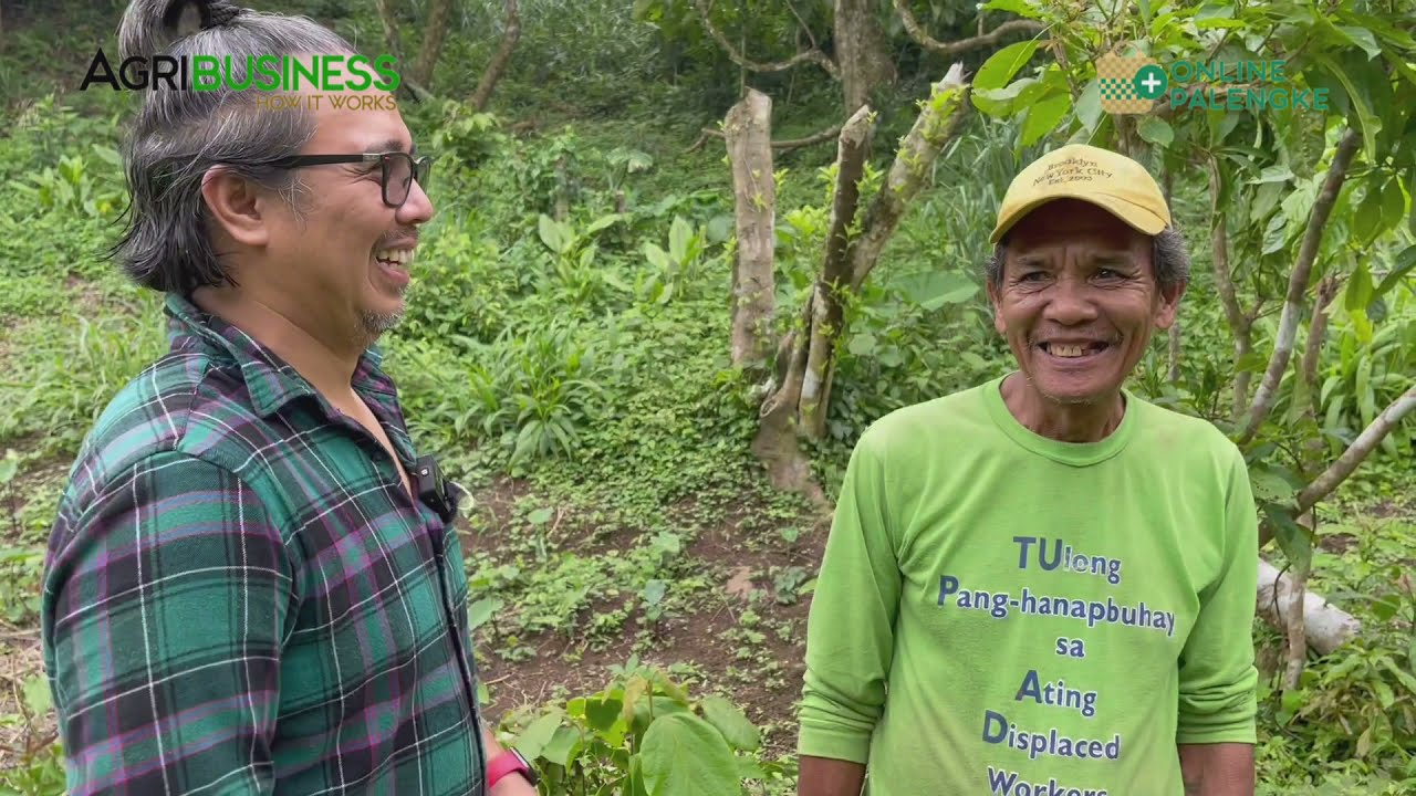 BAKIT WILLING s'ya Mag INVEST ng MALAKING PERA in DEVELOPING his FARM?