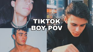 TIKTOK - boys pov💫 *watch full screen* 💫
