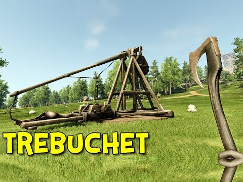 TREBUCHET! - Reign of Kings - Ep.2