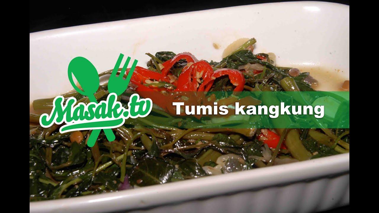 Image result for Kangkung tauco masak tv