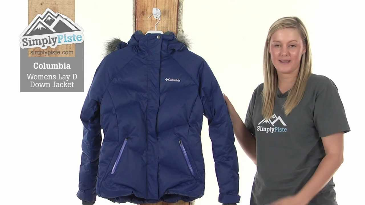 Columbia Womens Lay D Down Jacket Www Simplypiste Com