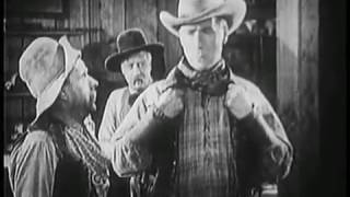 TUMBLEWEEDS (1925) William S Hart - Barbara Bedford - Lucien Littlefield