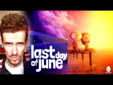 LAST DAY OF JUNE ( 2017)- Análisis / crítica / reseña
