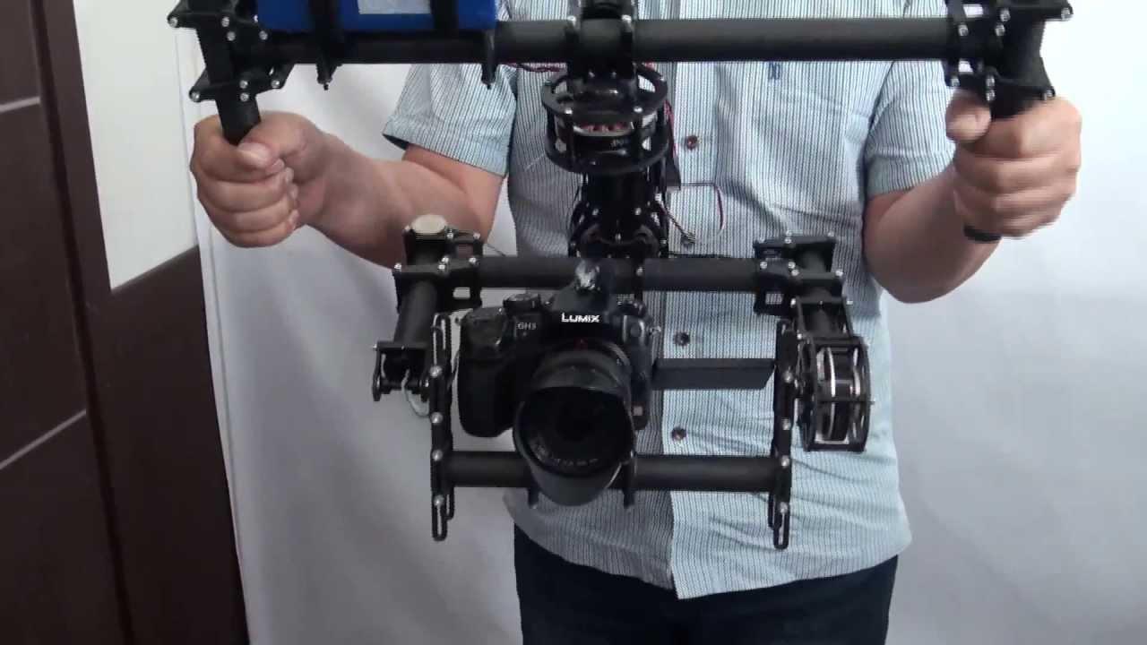 Camera Dslr Camera Steadicam flycam 3 axis steadicam rig for dslr youtube dslr