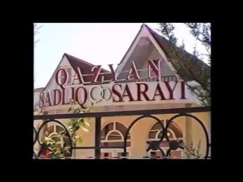 Ucar Qazyan sadliq sarayi toy Azerbaycan...