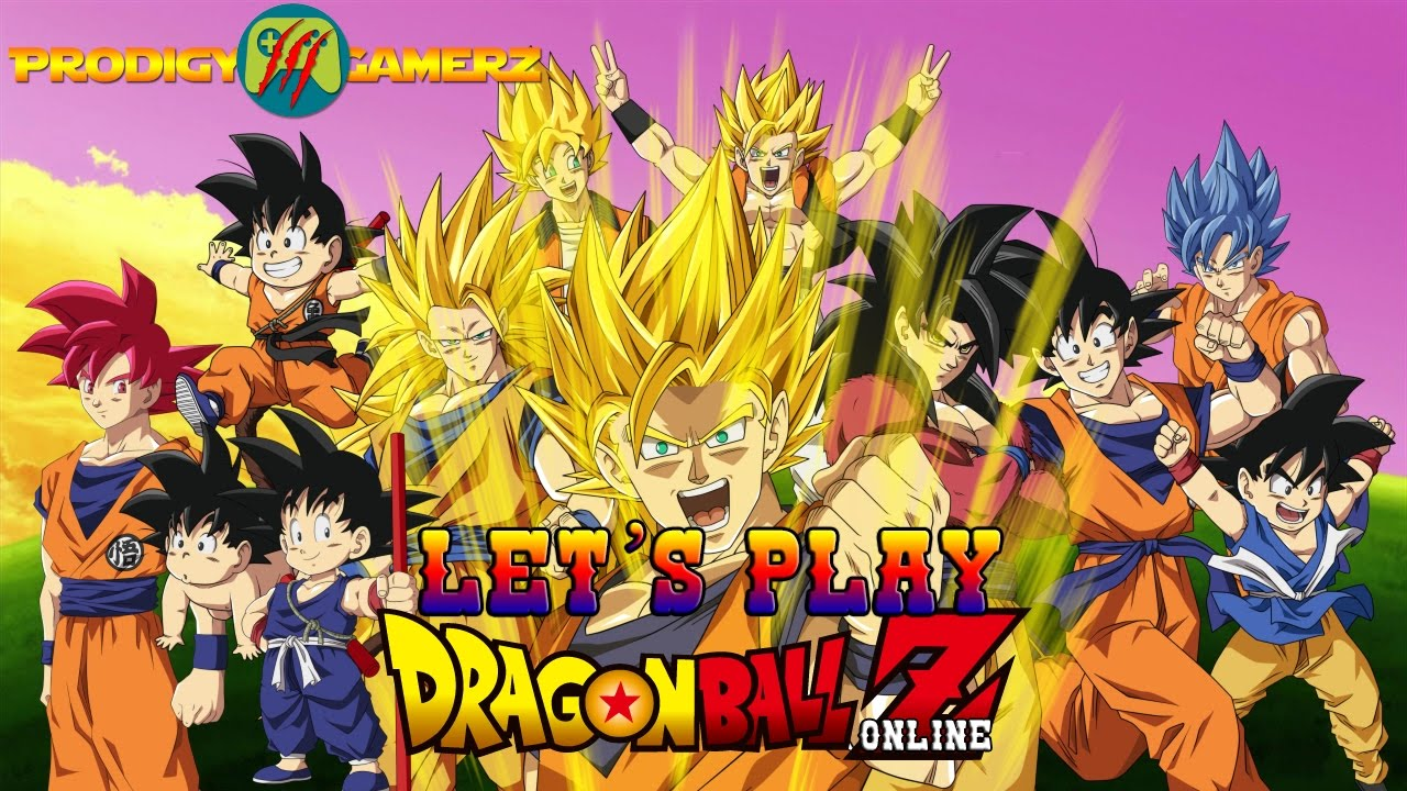 Let's Play : Dragon Ball Z Online