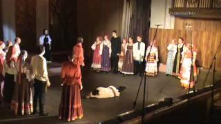 Народный хор РАМ (заочное) - Разные судьбы