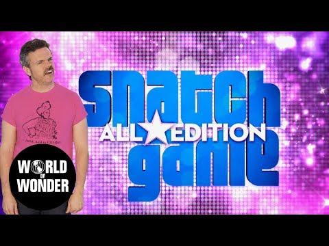 "Spoiler Alert! RuPaul's Drag Race AS3 Ep4 John Polly's Extra Lap Recap ""All Star Snatch Game"""
