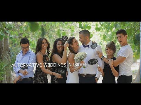 Alternative Weddings In Israel