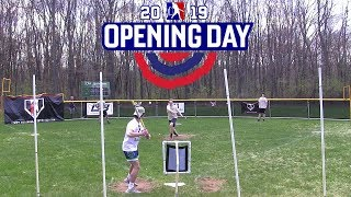 2019 OPENING DAY | Diamondbacks vs. Eagles | MLW Wiffle Ball