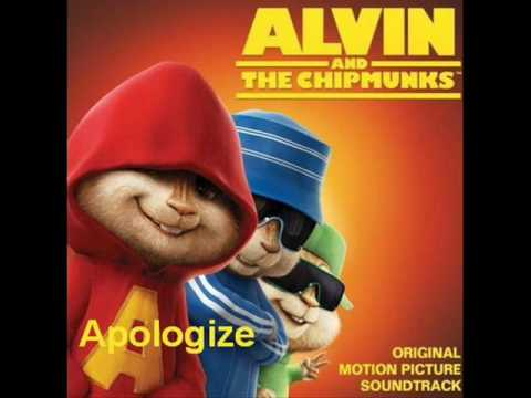 Alvin and the Chipmunks - Apologize